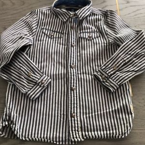 Scotch and soda boys dress shirt
